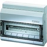 Hensel Automatengehuse KV 9118 18TE 18x18mm IP65 Installationskleinverteiler 4012591620013