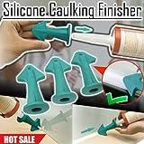 3 in 1 Silikon-Caaulking-Finisher-Werkzeug Düsenspatel Füllspreizer-Werkzeug