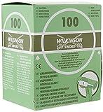 Wilkinson Sword Einweg-Rasierer Krankenhaus mit einziehbarer-Funktion, Spenderbox, grün