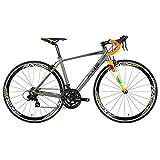 NENGGE 14 Gang-Schaltung Rennrad Fahrrad, Straßenrennrad für Damen und Herren, Erwachsene...