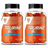 TREC TAURINE 900 | Anabol und antikatabol | Muskelwachstum und Erholung | Nahrungsergänzungsmittel...