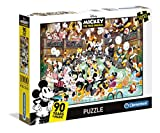 Puzzle Collection Mickey 90 Years of Magic 1000