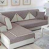 Sofabezug,Möbel Protector Für sofa,Sofaüberwurf,Modern coarse cloth sofa cushions, bay window...