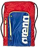 ARENA Unisex-Erwachsene Fast Sack Rucksack, Mehrfarbig (Red/Blue), 36x24x45 Centimeters