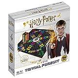 Harry Potter TRIVIAL Pursuit XL Quiz - Mit 1800 Fragen rund um die Filme | Gesellschaftsspiel |...