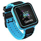 Kinderspiele Smart Watch Phone, HD Touchscreen Smartwatch für Kinder mit Musik Player...