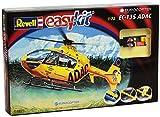 Revell 06598 - Easykit Steckbausatz - EC 135 ADAC, Maßstab 1:72