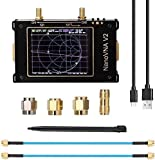 Qiusa NanoVNA V2 Vektor-Netzwerkanalysegerät, Messung von S-Parametern, stehendes...