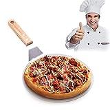 Meetgre Pizzaschaufel, Edelstahl, rund, 10 Zoll