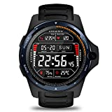 Armband Smart Watch mit Motion Tracking, Schlafanalyse Monitoring Informations Push-Kamera Schritt...