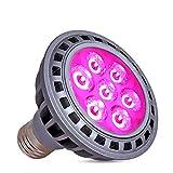 Qnlly 21W, geben Sie Bitte Lampe E27 Stecker freies Verschiffen Unter Verwendung Zimmerpflanze 3W...