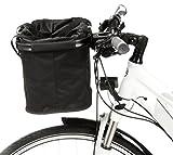 Fitnessmarke Lenker Fahrradkorb Easy Shopper Lenkertasche Alu-Rahmen Klicksystem faltbar Tasche Bike...