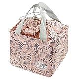Süße Lunchtasche Mittagessen Tasche Thermotasche Kühltasche Isoliertasche Picknicktasche für...