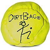 World Footbag Dirtbag Hacky Sack Footbag, Neongelb