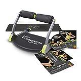 Wonder Core Smart | kompakter Allround-Trainer | stufenlos regulierbarer Widerstand | 6 in 1...