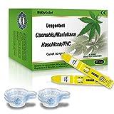 THC Urintest Kits , THC Urintest mit Cut-off: 50 ng/ml , Drogentest Cannabis Marijuana Haschisch -...