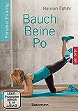 Bauch, Beine, Po + DVD: Personal Training