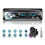 Lifelf Autoradio mit Bluetooth Freisprecheinrichtung, 65W*4 Bluetooth Autoradio 1 Din mit...