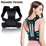 Lovebay Haltungskorrektur, Komfortabeler Rückenstabilisator Haltungstrainer für Damen und Herren,...