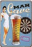 Spielzeug Spielzeug 20x30cm Vintage-Metall Zinn Wandschilder Plaque-Plakat for Café Bar Pub Bier...