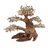 M Bonsai Baum Nr.10481 Wurzel Holz Aquarium Deko Aquascaping Bonsaibaum Dekoration Landschaft Moos