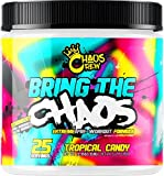 Chaos Crew Bring The Chaos Most Hardcore PreWorkout Booster Trainingsbooster Bodybuilding 372,5g (...