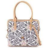 Oilily Damen M Carry All OES7184 Schultertasche, Grau (Charcoal 915)