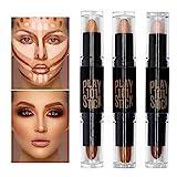 Concealer, Contour, Concealer Contour, Contouring und Highlighter in einem, 6 Colour Make up...