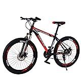 26 Zoll Mountainbike Fully - Vollfederung Mountain Bike mit 21 Gang Kettenschaltung - MTB Fahrrad...