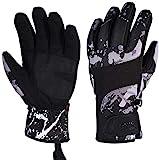 KingZ Bequeme Ski-Handschuhe for Männer warme Handschuhe Touchscreen Winter Handschuhe Wasserdicht...