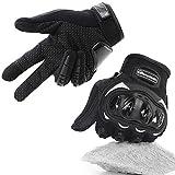 COFIT Motorrad Handschuhe, Touchscreen Motorradhandschuhe fr Motorradrennen, Mountainbike,...