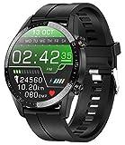 jpantech Smartwatch Voll Touch Screen IP68 Damen Herren Intelligente Uhren Sport | Bluetooth-Anruf |...