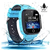 Kinder SmartWatch Phone Digital Camera Watch with Games Music Player Alarm Clock and 1.44 inch Touch...