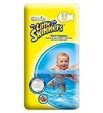 Huggies Kleinen Schwimmer Gre 2-3 (3Kg-8Kg) - 12 Hosen