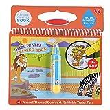 Semiter Magic Water Drawing Tragbare Kinder Magic Coloring, Malen, Malbuch Malbuch, für Kinder zu...
