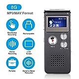 BeIilan N28 8G Digital Voice Aufzeichnungen Tracker Pen Audio-Aufnahmegert Noise...