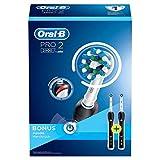 Oral-B PRO 2 2900 Elektrische Zahnbürste für extra Zahnfleischschutz dank visueller...