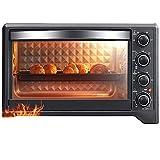 LZMXMYS Toaster, Backofen, Mini-Backofen, Haushalt Multi-Funktions-Elektro-Ofen, unabhängige...