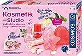 Kosmos 671563 Kosmetik-Studio Experimentierkasten für Kinder