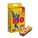 RIO Bisckits für alle Vogelarten mit Waldbeeren, 35 g