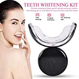 JJIIEE Familie Mini-LED-Zhne, kaltes Licht, 35% Carbon-Peroxid, Whitening Dental, Pure...