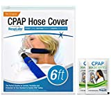 RespLabs CPAP Hose Cover  [6 Foot] Tube Wrap | Fleece Tubing Comfort with Zipper