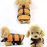 cheap4uk Schwimmweste für Hunde, Schwimmweste für Hunde, Schwimmweste und Jagd