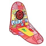 Jopwkuin Kinderspielzelt, Ball Pit Tent Stick Game Oxford Tuch mit 2 Bällen für Indoor für