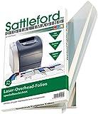 Sattleford Kopierfolien: 100 Overhead-Folien für Laserdrucker & Kopierer 100µ/glasklar (Laser...