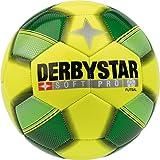 Derbystar Soft Pro Futsal, 4, gelb grün schwarz, 1091400544