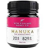 New Zealand Honey Co. Manuka Honig MGO 829+ / UMF 20+   Aktiv und Roh   Hergestellt in Neuseeland  ...
