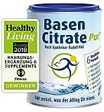 MADENA BasenCitrate Pur nach Apotheker Rudolf Keil | Basenpulver 216g Dose | Das Original mit 100%...