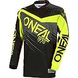 O'NEAL   Motocross-Jersey Langarm   MX Enduro   Gepolsterter Ellbogenschutz, V-Ausschnitt,...