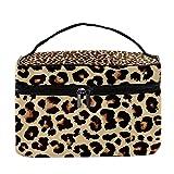 Underwatwr Haifisch-Muster, Kosmetiktasche für Mädchen, Damen, große Kapazität und verstellbare...